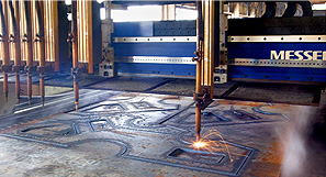 Oxy Fuel Flame Cutting Services